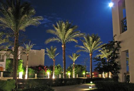 Египетская ночь в отеле Sol Cyrene (Sharm El Sheikh)