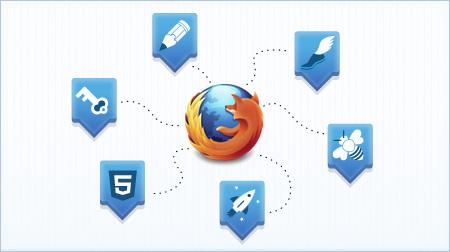 Новые возможности Firefox 5