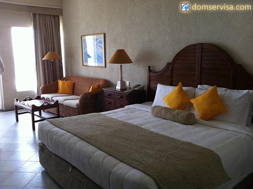 Номер де люкс отеля Vivanta By Taj на Шри-Ланке