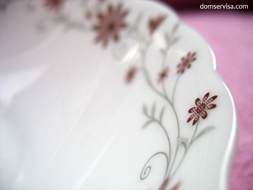 Тарелка для супа из стеклокерамики Indigo